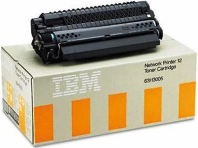 IBM - IBM Network 63H3005 Orjinal Toner