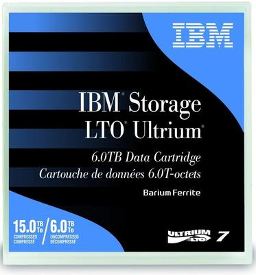 IBM - IBM Storage LTO Ultrium 38L7302 LTO-7 Data Kartuş