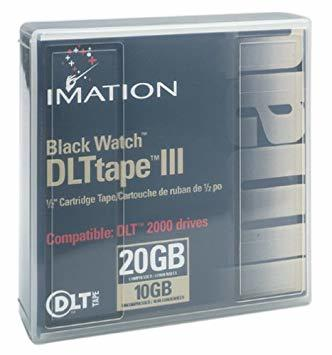 IMATION - Imation 11774 DLT III, TK85, 10/20GB, Data Kartuşu