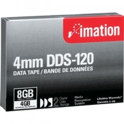 SONY - IMATiON 43347 DDS-120 DATA KARTUŞU (DATA TAPE) 4 GB, 4 mm