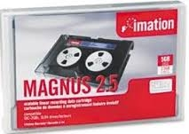SONY - IMATION DC-9250 SLR4 Magnus 2.5 GB 366m, 6.3mm DATA KARTUŞU