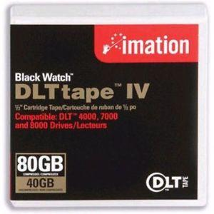 IMATION - Imation DLT TAPE IV (DLT-IV) 40 GB / 80 GB 12.65mm Data Kartuşu (11776)