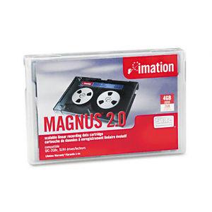 IMATION - Imation Magnus 2.0 SLR4, DC9200, 6.3mm Data Kartuşu 2 GB / 4 GB (46167)