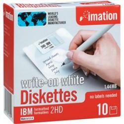 SONY - IMATION MF2HD 3.5 HD 1,44 MB FLOPPY DISK - Biçimlendirilmiş Disket 10LU Paket