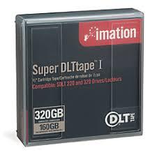 SONY - IMATION SUPER DLT 160/320 GB 559m, 12.65mm KARTUŞU
