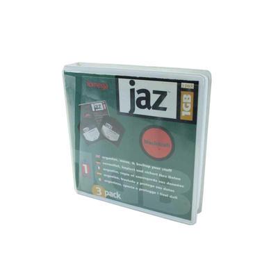 - Iomega Jaz 1GB Disks IBM Formatted (Jaz Sürücüler İçin Format Diski)