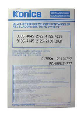 KONICA MINOLTA - Konica 947377 Orjinal Developer 2028, 2125, 2130, 3031, 3035, 3135, 4045, 4145,