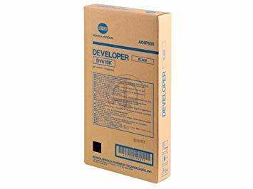 KONICA MINOLTA - Konica Minolta DV-610K (A04P600) Orjinal Siyah Developer Starter
