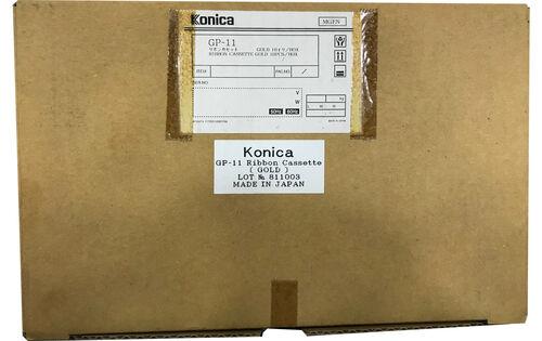 Konica Minolta GP-11 Orjinal Şerit - 811003