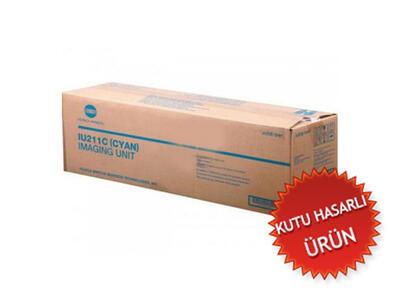 KONICA MINOLTA - Konica Minolta IU-211 Mavi Orjinal Drum Ünitesi - C203 / C253 (C)
