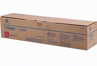 KONICA MINOLTA - Konica Minolta TN-210M (8938-511) Kırmızı Orjinal Toner - BizHub C250 / C252