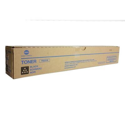 KONICA MINOLTA - Konica Minolta TN-221K Siyah Orjinal Toner Bizhub C287/C227