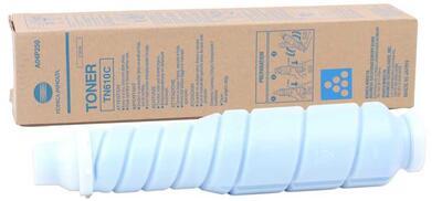 KONICA MINOLTA - Konica Minolta TN-610C Mavi Orjinal Fotokopi Toneri Bizhub Pro C5500, C6500