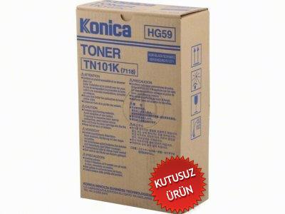 KONICA MINOLTA - Konica Minolta TN101K (HG59) Orjinal Toner - 7115 / 7218 / 7118 / 7220 / 7216 (U)