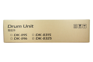 KYOCERA - KYOCERA DK-8325 ORJİNAL DRUM ÜNİTESİ (Drum Kit) TasKalfa 2550ci, 2551ci