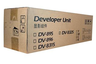 KYOCERA - KYOCERA DV-8325K Siyah Developer Ünitesi TasKalfa 2551ci