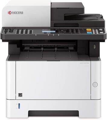 KYOCERA - Kyocera ECOSYS M2135DN Siyah Beyaz Çok Fonksiyonlu Lazer Yazıcı