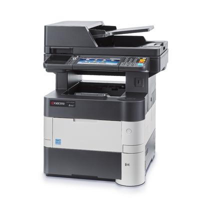 KYOCERA - Kyocera Ecosys M3550idn Çok Fonksiyonlu Fotokopi Makinesi