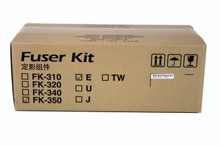KYOCERA - KYOCERA FK-350 Fuser Unit (Fırın Ünitesi) FS-3920, FS-3040, FS-3140, FS-4020