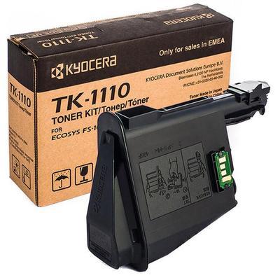 KYOCERA - Kyocera TK-1110 Orjinal Toner FS-1020, FS-1040, FS-1060, FS-1120
