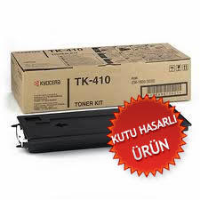 KYOCERA - Kyocera TK-410 Siyah Orjinal Fotokopi Toneri (C)