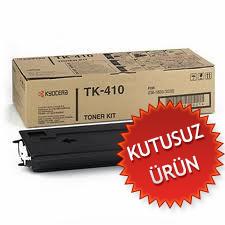 KYOCERA - KYOCERA TK-410 SİYAH ORJİNAL FOTOKOPİ TONERİ KM-1620/KM-1650/KM-2020/KM-2035 (U)