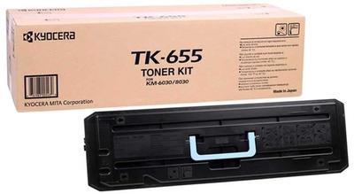 KYOCERA - Kyocera TK-655 Orjinal Fotokopi Toneri KM-6030, KM-8030