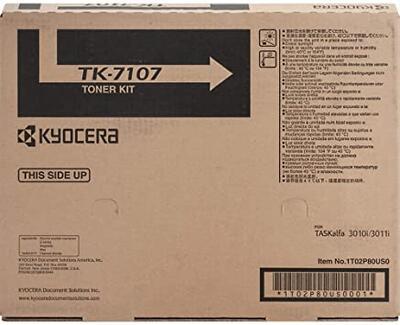 KYOCERA - Kyocera TK-7107 Orjinal Fotokopi Toneri Taskalfa 3010i, 3011i,