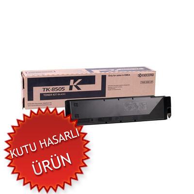 KYOCERA - Kyocera TK-8505K Siyah Orjinal Toner - 4550Ci / 5550Ci (C)