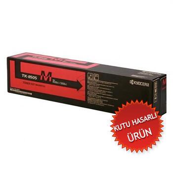 KYOCERA - Kyocera TK-8505M Kırmızı Orjinal Toner - 4550Ci / 5550Ci (C)