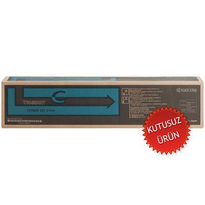 KYOCERA - Kyocera TK-8507C Mavi Orjinal Toner (U)