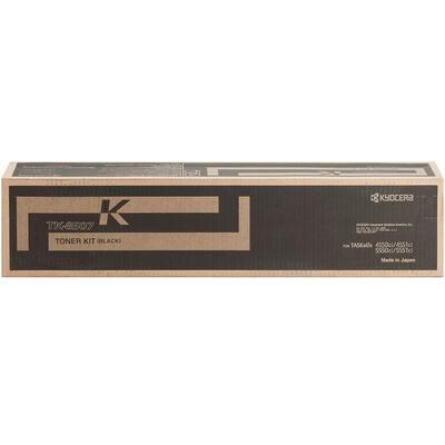 KYOCERA - Kyocera TK-8507K Siyah Orjinal Toner - TASKalfa 4550ci / 4551ci / 5550ci