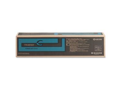 KYOCERA - Kyocera TK-8707C Mavi Orjinal Toner - TASKalfa 7550ci / 7551ci / 6550ci