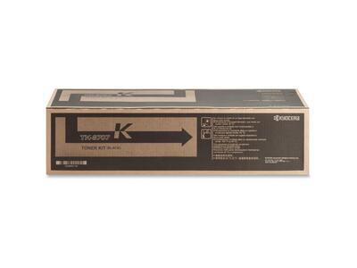 KYOCERA - Kyocera TK-8707K Siyah Orjinal Toner - TASKalfa 7550ci / 7551ci / 6550ci
