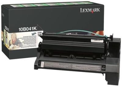LEXMARK - LEXMARK 10B041K SİYAH ORJİNAL TONER C750 / X750