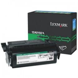 LEXMARK - LEXMARK 12A0150 SİYAH ORJİNAL RETURN TONER - Optra S 1200 / 1650 / 2450