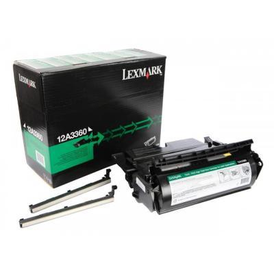 LEXMARK - LEXMARK 12A3360 ORJİNAL TONER Yüksek Kapasite T520, T522, X520, X522