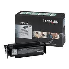 LEXMARK - LEXMARK 12A7410 T420 SİYAH ORJİNAL TONER
