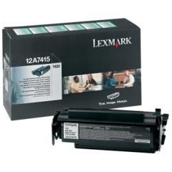 LEXMARK - LEXMARK 12A7415 T420 ORJİNAL TONER Yüksek Kapasite