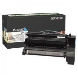 LEXMARK - LEXMARK 15G041C MAVİ ORJİNAL TONER-C752 / C760 / X752e