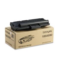 LEXMARK - LEXMARK 18S0090 (X215) SİYAH ORJİNAL TONER