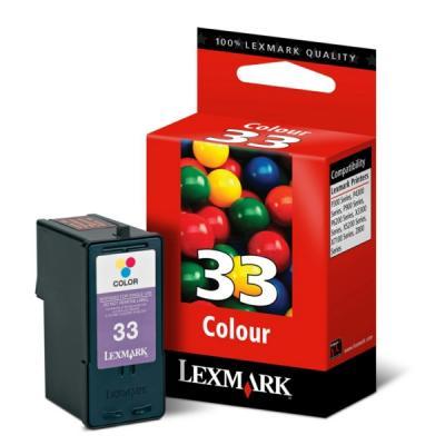 LEXMARK - Lexmark 33 18C0033E Renkli Orjinal Kartuş