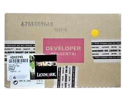 LEXMARK - LEXMARK 40X3745 KIRMIZI DEVELOPER KIT