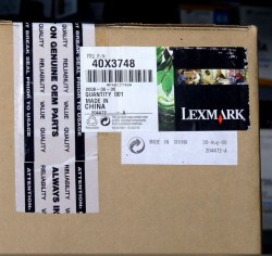 LEXMARK - LEXMARK 40X3748 Fırın Ünitesi (Fuser Unit) C935 / C940 / X940 / X945