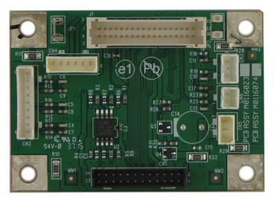 LEXMARK - Lexmark 40X7210 Scanner Interface Card Assembly - X792de / X792dte
