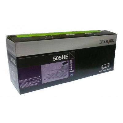 LEXMARK - LEXMARK 505H 50F5H0E SİYAH ORJİNAL TONER MS310 / MS410 / MS510 / MS610