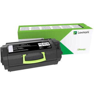 LEXMARK - Lexmark 56F5X0E Siyah Orjinal Toner - MS421dn / MS521dn