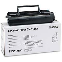 LEXMARK - LEXMARK 69G8256 SİYAH TONER - Optra E, E+, E4026, Ep, Es TONERİ