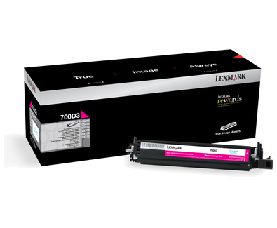 LEXMARK - LEXMARK 70C0D30 700D3 KIRMIZI DEVELOPER CS310/CS410/CS510/CX310/CX410/CX510