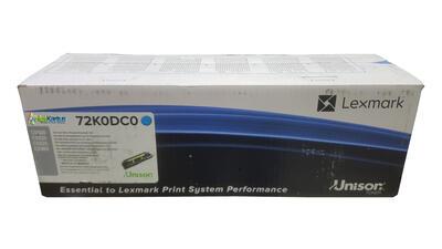 LEXMARK - Lexmark 72K0DC0 Mavi Orjinal Developer Ünitesi - CS820 / CX825de / CX860de